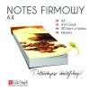 Notes firmowy A4